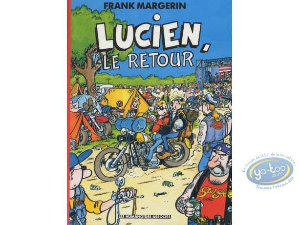 Used European Comic Books, Lucien : Le retour (occasion)