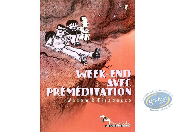 Listed European Comic Books, Week-End avec Préméditation : Week-End avec Préméditation