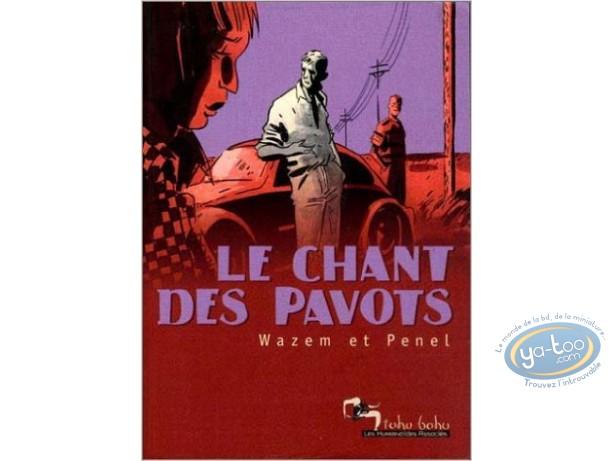 Reduced price European comic books, Tohu Bohu : The poppies song - Tohu Bohu Collection