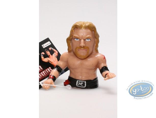 Plastic Figurine, World Wrestling Entertainment : Edge