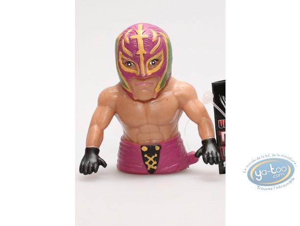 Plastic Figurine, World Wrestling Entertainment : Mysterio