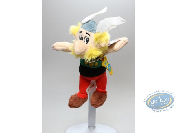 Plush, Astérix : Plush, Asterix - 18cm