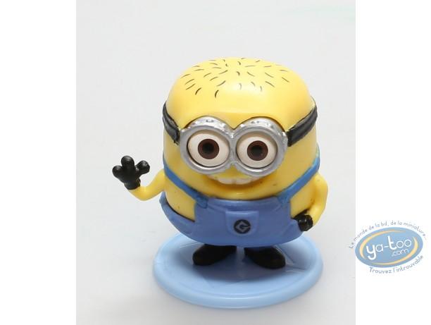Plastic Figurine, Minions (Les) : Minion Jerry