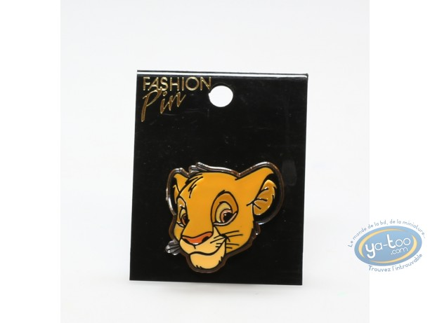 Fashion and beauty, Roi Lion (Le) : Matching spindles, Lion king and Nala