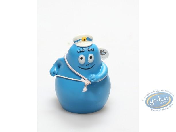 Plastic Figurine, Barbapapa : Barbabeau