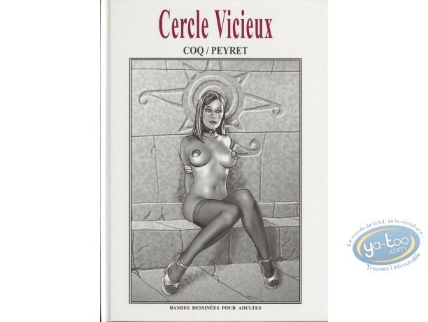 Adult European Comic Books, Cercle Vicieux : Cercle vicieux