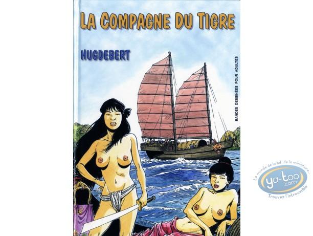 Adult European Comic Books, La compagne du tigre