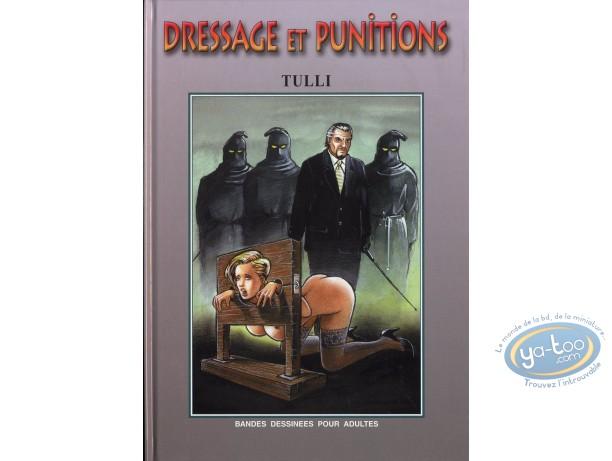 Adult European Comic Books, Dressage et punitions
