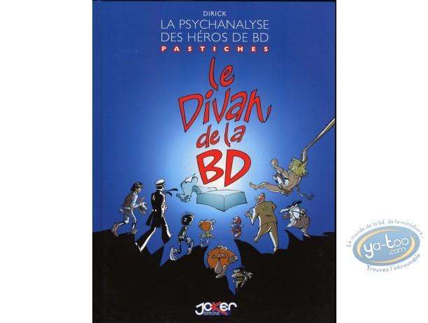 Reduced price European comic books, Divan de la BD (Le) : Le Divan de la BD