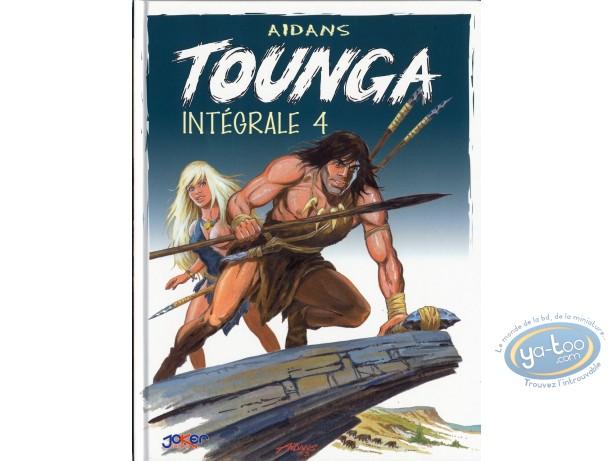 Reduced price European comic books, Tounga : Tounga : Intégrale