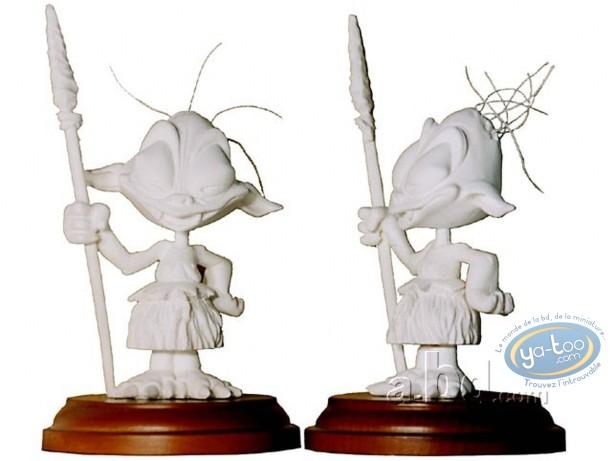 Resin Statuette, Peter Pan : Korrigan (white)