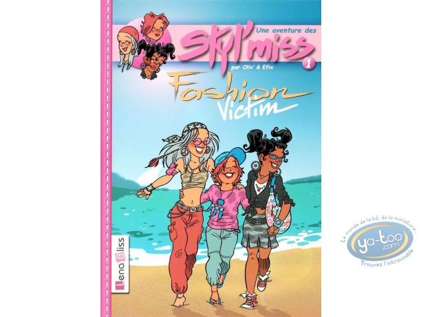 Used European Comic Books, Styl'Miss : Fashion Victim