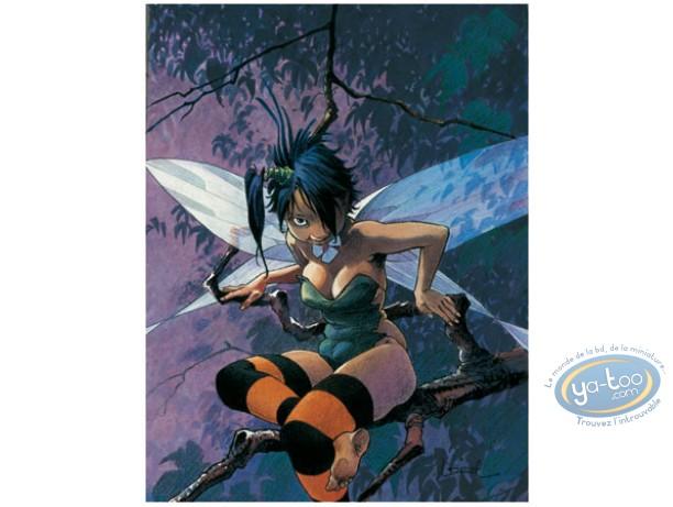 Offset Print, Peter Pan : Destiny 1 (colour)