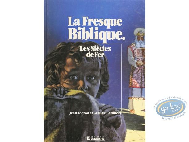 Used European Comic Books, Fresque Biblique (La) : Les siècles de fer