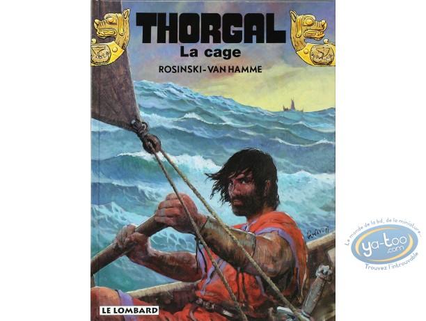 Listed European Comic Books, Thorgal : La Cage