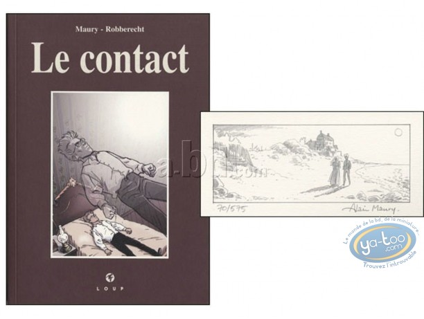 Deluxe Edition, Contact (Le) : Le Contact