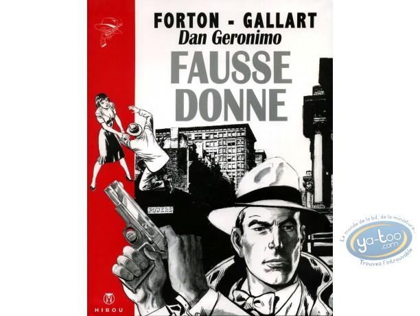 Reduced price European comic books, Dan Geronimo : Dan Geronimo - Fausse donne