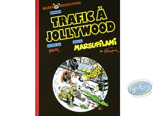 Limited First Edition, Marsupilami : Trafic à Jollywood