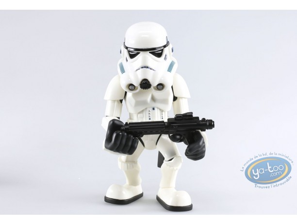 PVC Statuette, Star Wars : SW Stormtrooper Super Deformed