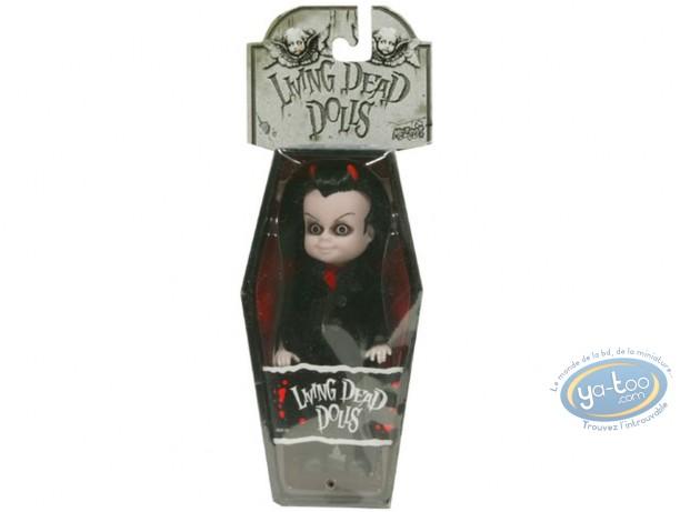Action Figure, Living Dead Dolls : Lou Sapphire