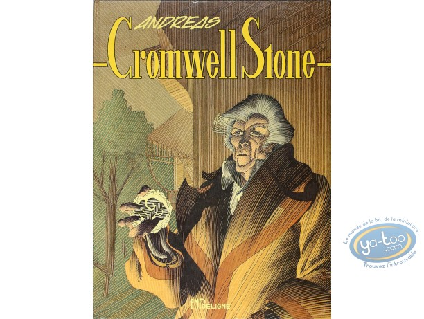 Listed European Comic Books, Cromwell Stone : Cromwell Stone (very good condition)
