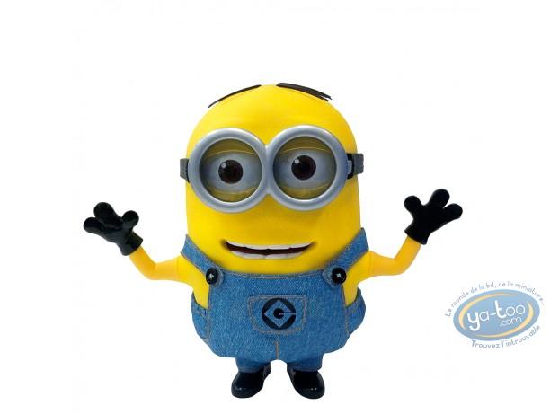 Toy, Minions (Les) : Minion animé Dave