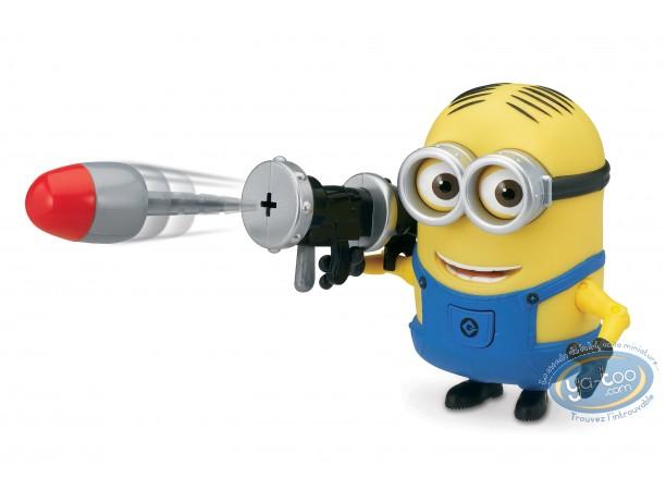 Toy, Despicable Me : Dave avec lance roquette