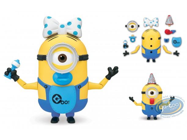 Toy, Minions (Les) : Crée ton Minion Baby Carl