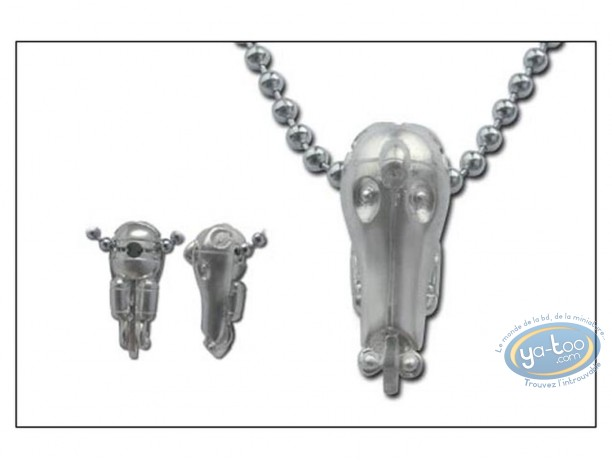 Jewelry, Sillage : Jewel, Buchet, Sillage : Pendant Snivel - Solid Sterling