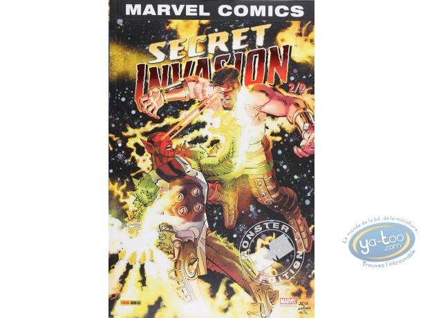European Comic Books, Secret Invasion : Secret Invasion
