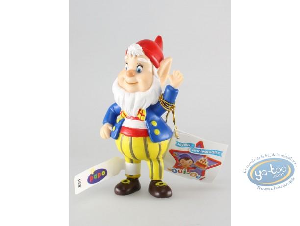 Plastic Figurine, Oui-Oui : Potiron