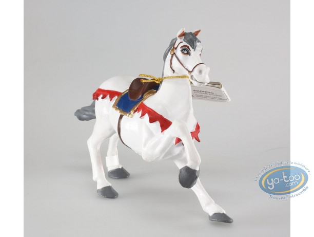 Plastic Figurine, Prince's horse