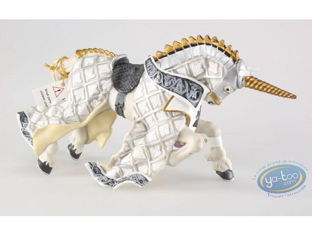 Plastic Figurine, Horse's Master of arms unicron crest