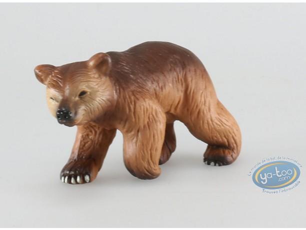 Plastic Figurine, Animaux : Bear cub