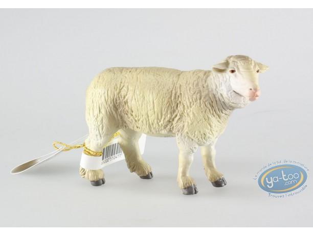 Plastic Figurine, Animaux : Sheep