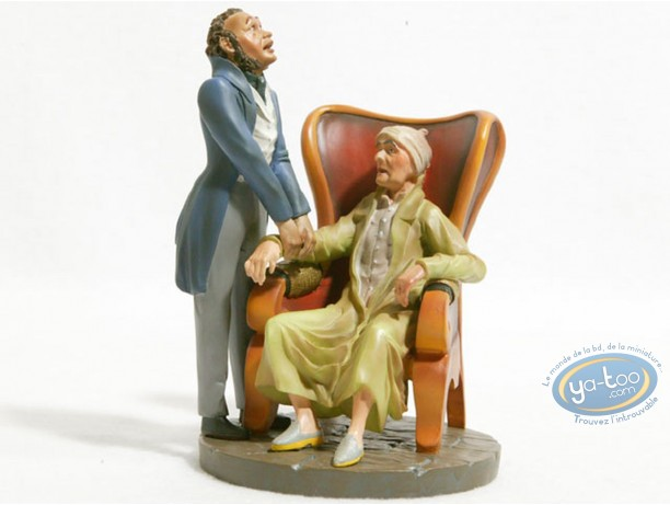 Resin Statuette, Tableaux en 3D : Doctor