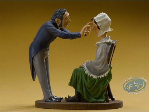 Resin Statuette, Tableaux en 3D : Hypnotizer