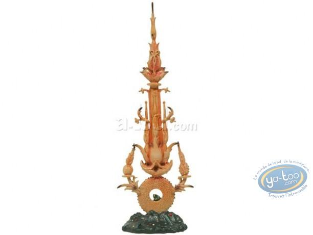 Resin Statuette, Tableaux en 3D : Jheronymus Bosch - Fontaine de paradis