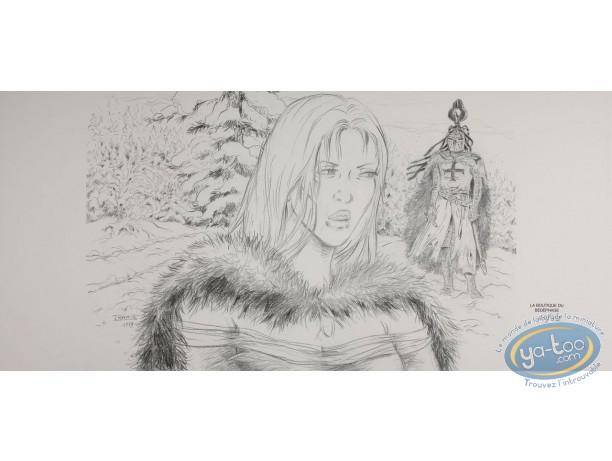 Jacket, Chevalier Walder : Winter