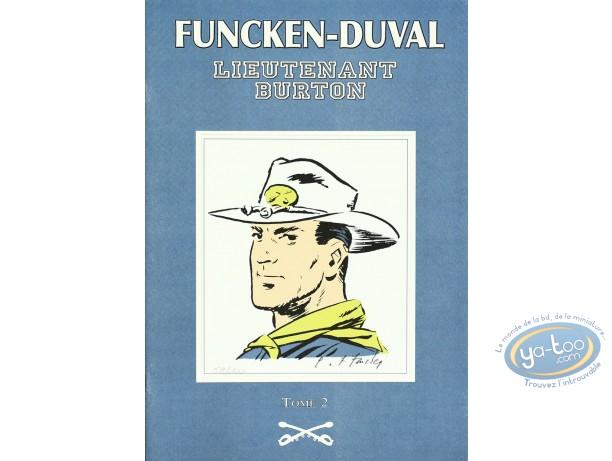 Deluxe Edition, Lieutenant Burton : Duval : Lieutenant Burton - Volume 2