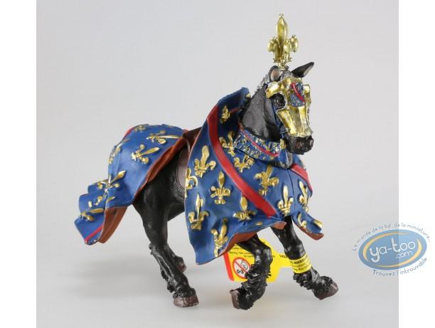 Plastic Figurine, The Duc of Bourbon's horse