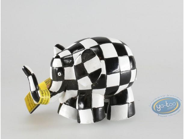 Plastic Figurine, Elmer : Elmer cousin's Walter