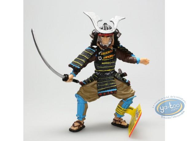 Plastic Figurine, Samouraï : Le samouraï sabre