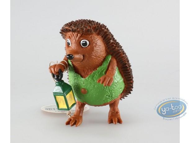 Plastic Figurine, Drôles de Petites Bêtes : Samson le hérisson