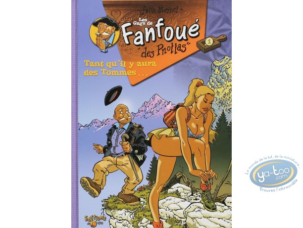 Limited First Edition, Fanfoué : Tant qu'il y aura des Tommes (nouvelle édition)