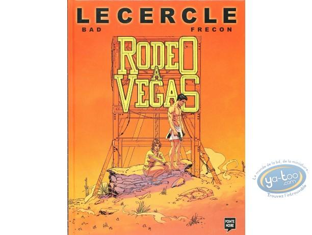 Used European Comic Books, Fondation du Cercle (La) : Rodéo à Végas