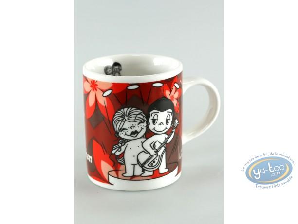 Tableware, Love is … : Mini mug, Love is... : Liebe ist ... gemeinsam zu rocken