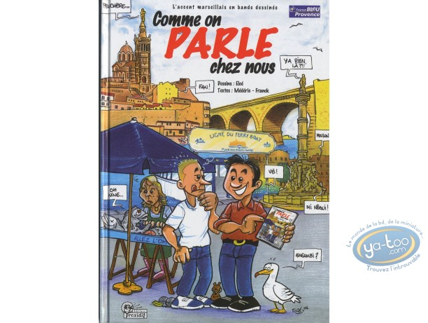 Reduced price European comic books, Comme on Parle chez Nous : Comme on parle chez nous