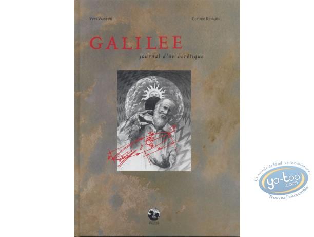 European Comic Books, Galilée : Galileo