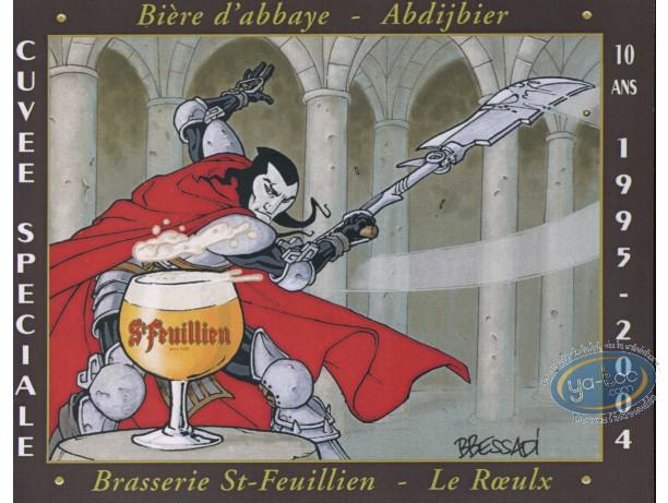 Wine Label, Zorn et Dirna : Seldnör & beer